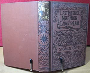 The Lay of the Last Minstrel, Marmion: Scott, Sir Walter