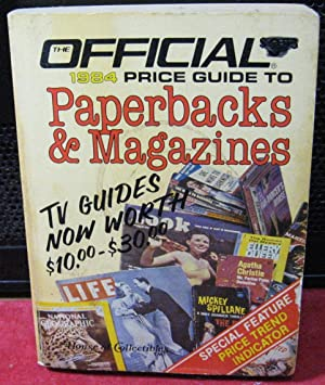 Official Price Guide to Paperbacks & Magazines