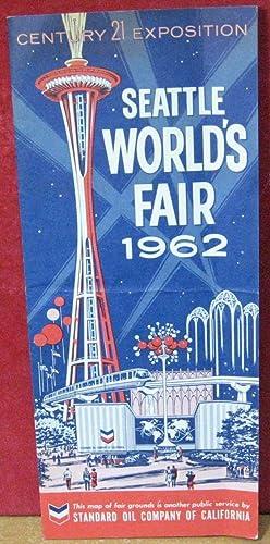 Seattle World's Fair 1962: Standard Oil Company