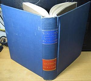 Winston's Cumulative Loose - Leaf Encyclopedia, Volume: Morris, Charles, Editor