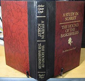 A Study in Scarlet, The Hound of: Doyle, Sir Arthur