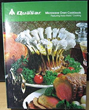 Quasar Microwave Oven Cookbook: Nelson, Barbara E.