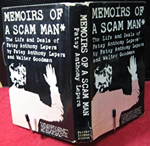 Memoirs of a Scam Man: Lepera, Patsy Anthony