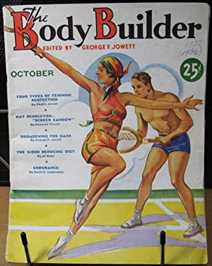 The Body Builder, October 1937: Jowett, George F.
