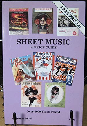 Sheet Music a Price Guide