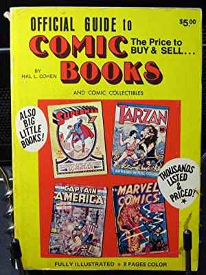 Official Guide to Comic Books