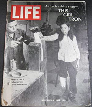 Life Magazine, November 8, 1968: Hunt, George P.,