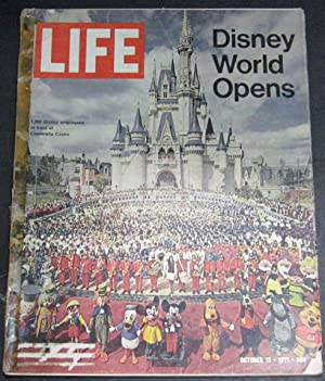 Life Magazine October 15, 1971: Graves, Ralph, Editor