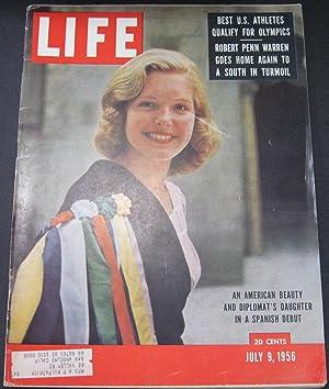 Life Magazine July 9, 1956: Luce, Henry R.,