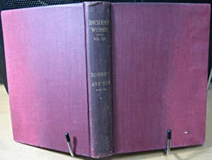 The Works of Charles Dickens, Dombey and: Dickens, Charles