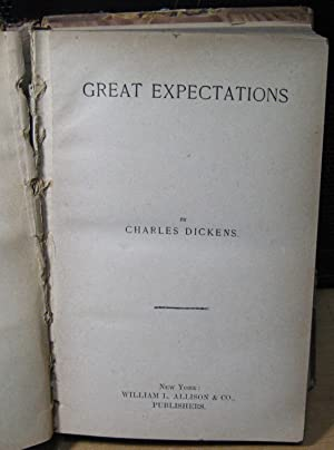 Great Expectations, The Uncommon Traveler: Dickens, Charles