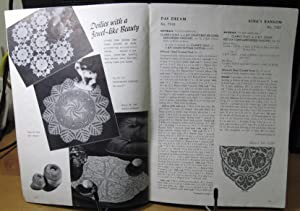 Doilies Book No. 163: Clark's J. & P. Coats