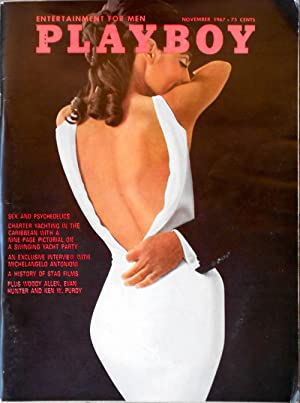 Playboy. The Men's Entertainment Magazine: BEAT GENERATION],