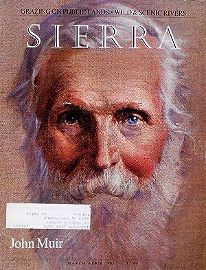 Sierra. The Sierra Club Bulletin: John Muir: MUIR, John]