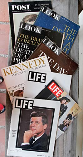 Nine Issues of Life, Look, and Saturday: KENNEDY, John F.]