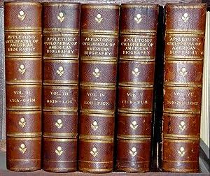 Appleton's Cyclopaedia of American Biography: WILSON, James Grant and FISKE, John, Editors