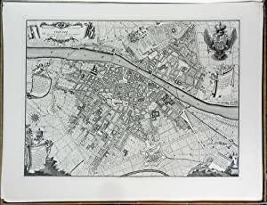 Views of Florence. Engravings after Drawings by: ZOCCHI, Giuseppe