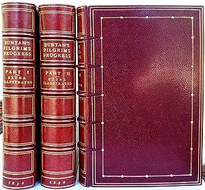 The Pilgrim's Progress with A Life of: BUNYAN, John