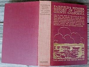 Fairfield's Pioneer History of Lassen County, California: FAIRFIELD, Asa Merrill