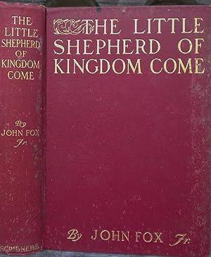 The Little Shepherd of Kingdom Come: FOX, JR, John