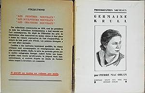 Germaine Krull Photographes Nouveaux: ORLAN, Pierre Mac