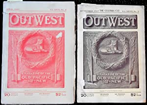 Out West. A Magazine of the Old Pacific and the New. Formerly the Land of Sunshine.