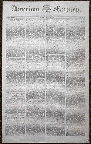 American Mercury: NEWSPAPER],