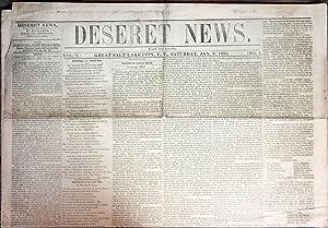 Deseret News: NEWSPAPER],