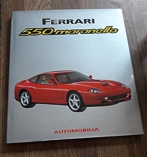 Ferrari 550 Maranello: Bruno Alfieri