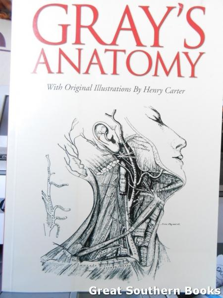 Gray S Anatomy By Gray Henry Hinkler Books Pty Ltd Heatherton