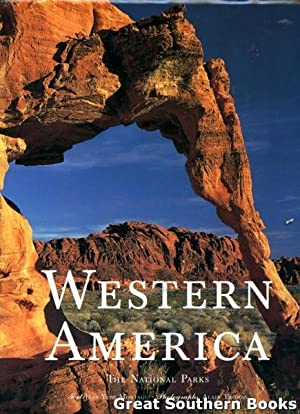 Western America: The National Parks: Montagu, Jean-Yves