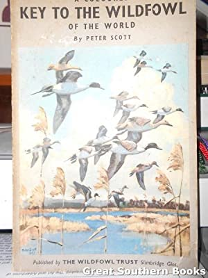 A Coloured Key to the Wildfowl of: Scott, Peter