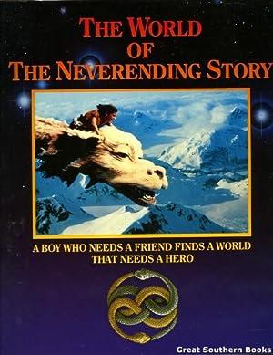 The World of the Neverending Story: Goerden, Michael
