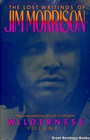 Wilderness: The Lost Writings of Jim Morrison,: Morrison, Jim