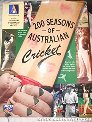 200 Seasons of Australian Cricket: Ross, John, and