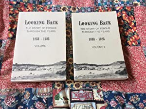 Looking Back: The Story of Fergus Through: Mestern, Pat (Compiled