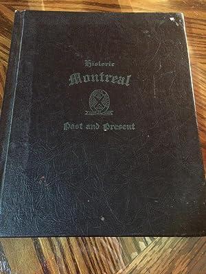 Historic Montreal Past and Present, a portfolio: Henry Morgan &