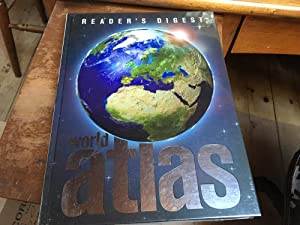 Readers world atlas abebooks readers digest world atlas readers digest gumiabroncs Image collections