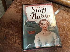 Jane Arden : Staff Nurse: Kathleen Harris