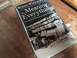 The Meaning of Everything: The Story of: Winchester, Simon