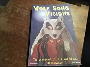 Wolf Song Visions: Moss, Linda; White