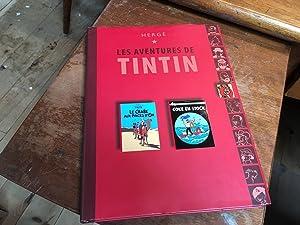 Les Adventures de Tin Tin Le Crabe: Herge