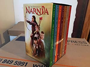 The Chronicles of Narnia Box Set: C. S. Lewis,Pauline