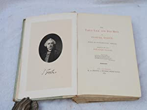 William COOKE, ed. The Table-Talk and Bon-Mots of Samuel Foote New Southgate: 1889. Numbered edition