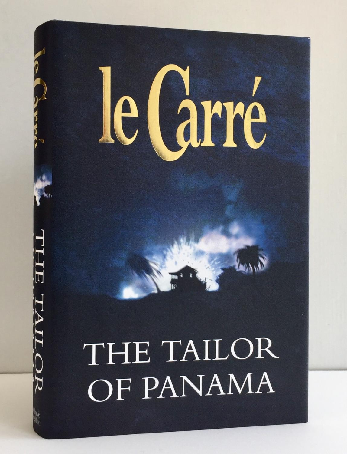 The_Tailor_of_Panama__SIGNED_by_the_author_LE_CARRE_John_Très_bon_Couverture_rigide