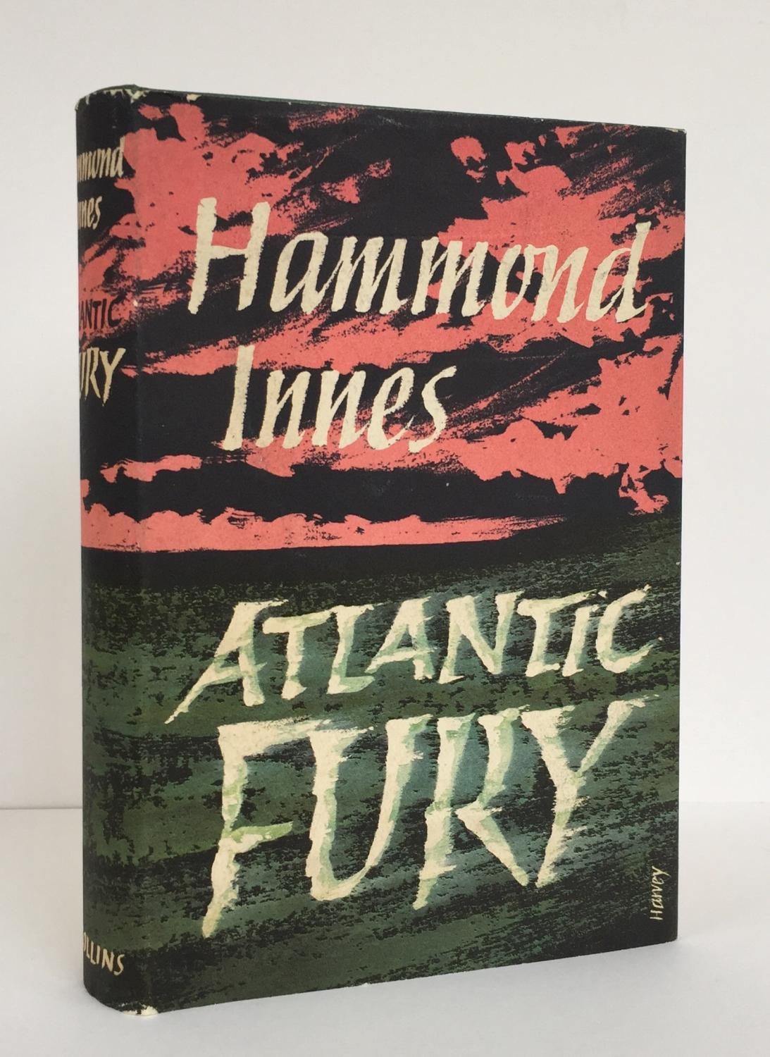 Atlantic_Fury__SIGNED_by_the_Author_INNES_Hammond_Bon_Couverture_rigide