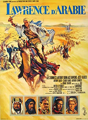Lawrence of Arabia - Original Movie Poster