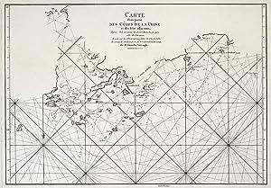 Map of Hong Kong] Carte d'une partie: J.B. D'Apres de