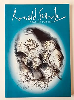Ronald Searle, Graphic Master - catalogue of an exhibition at The Cartoon Museum, London