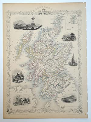 Old Scotland Maps | AbeBooks
